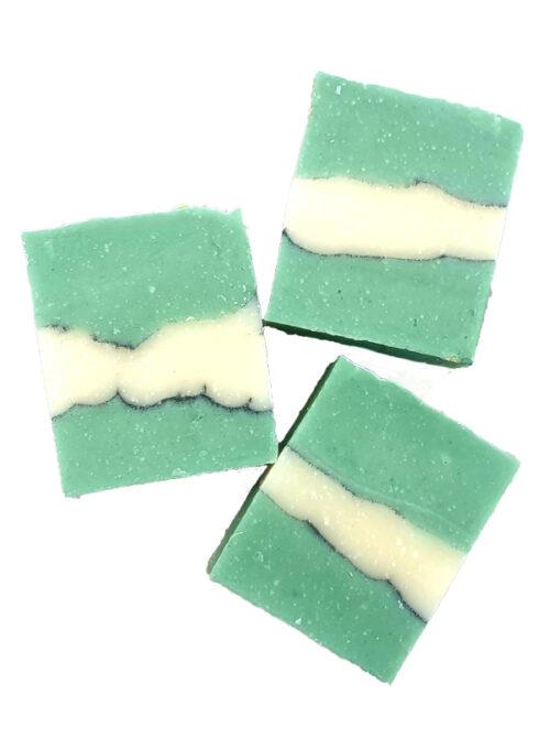 Natural Basil Soap