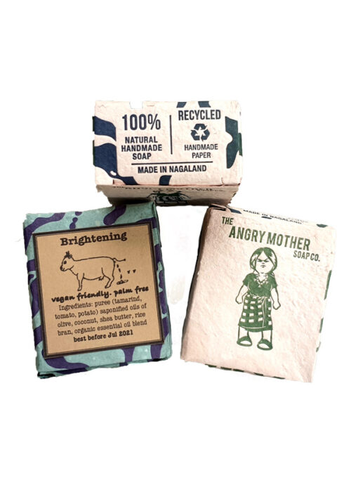 Natural Brightening Soap